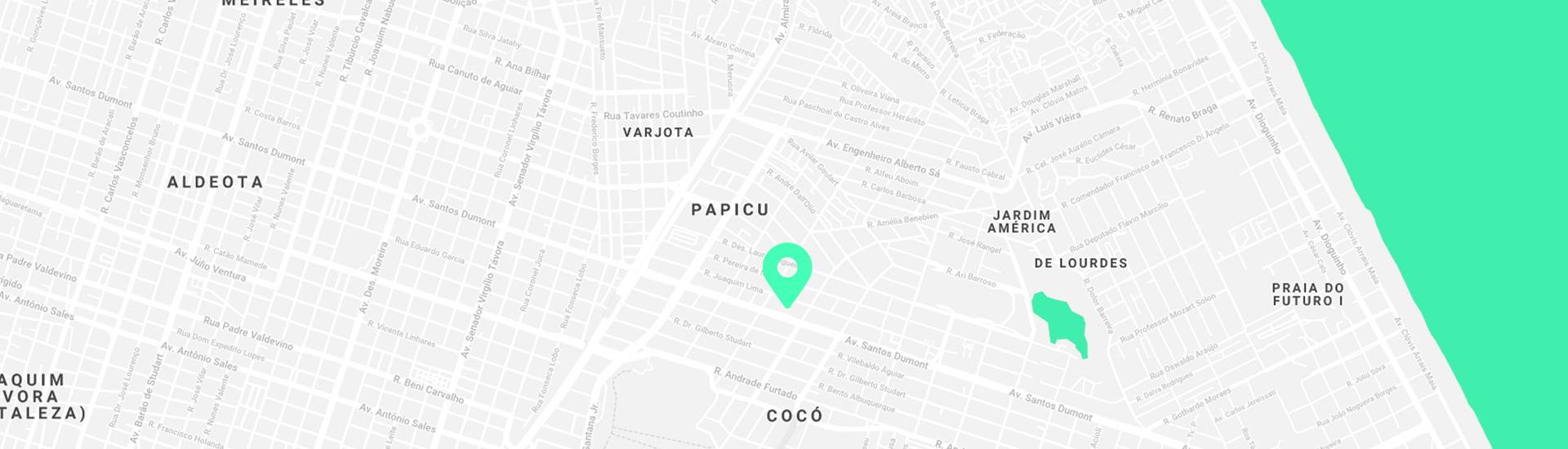 Clique para usar o mapa